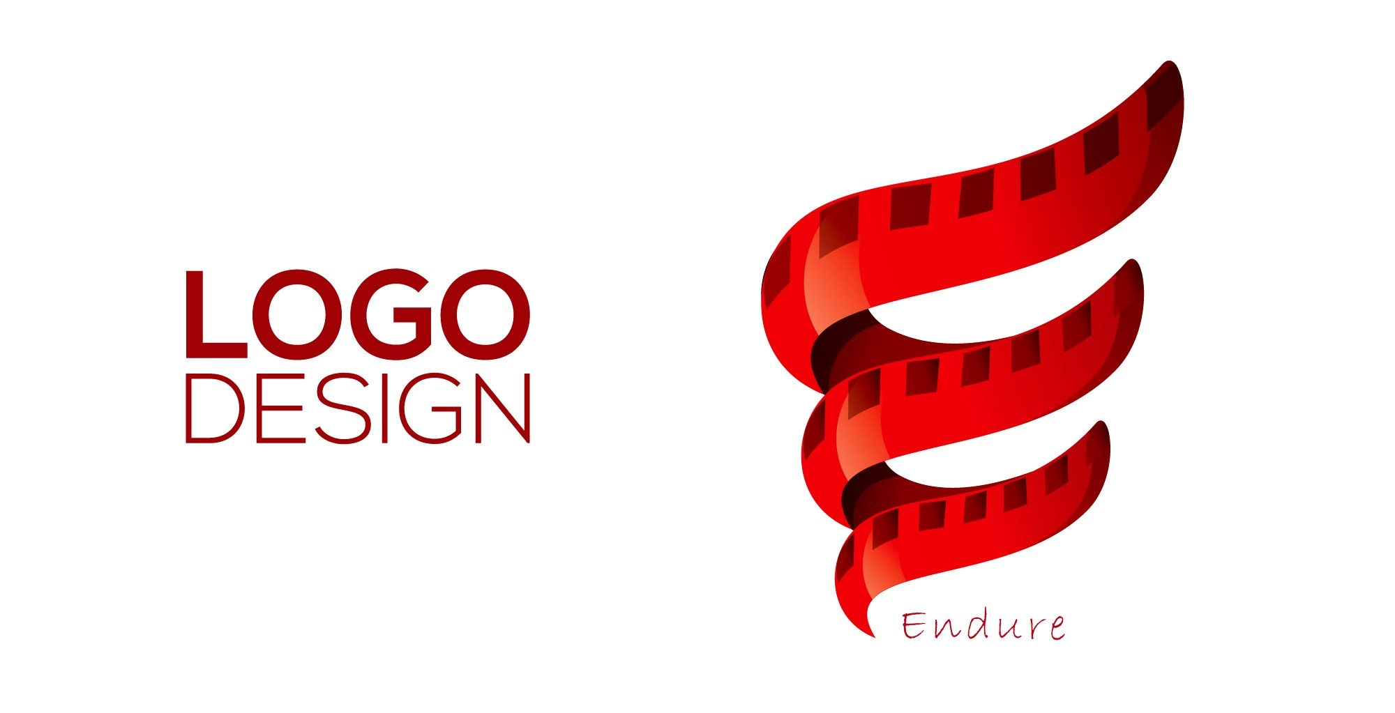 Professional Logo Design Adobe Illustrator Cc Endure Professional Logo Design Logo Design Tutorial Logo Design,Date Of Birth Tattoos Designs