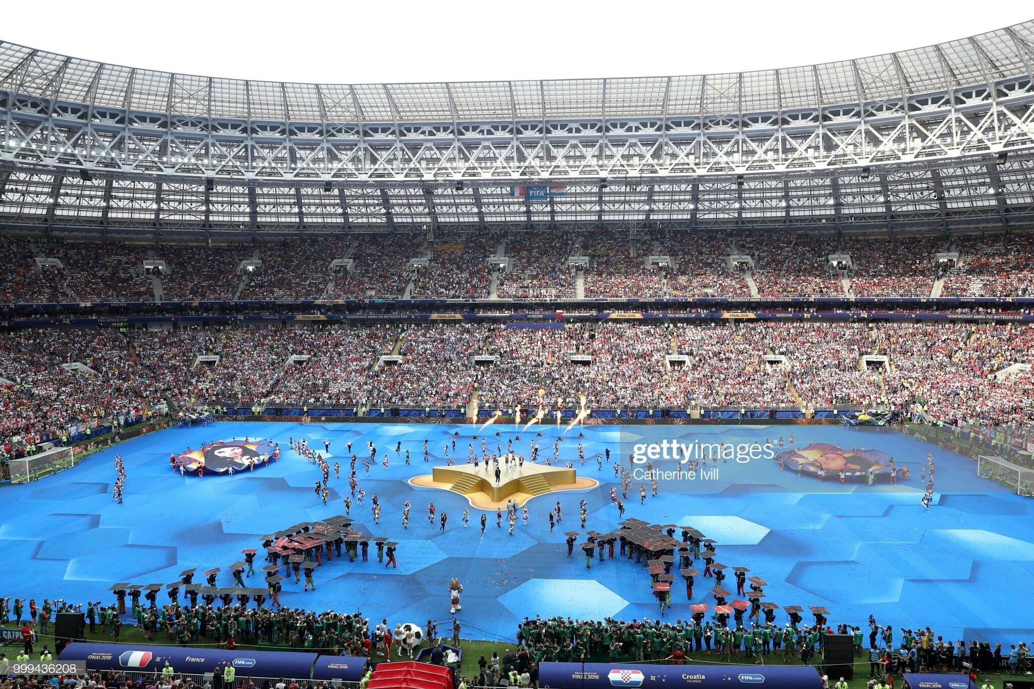 Fifa World Cup 2018 Closing Ceremony Di 2020