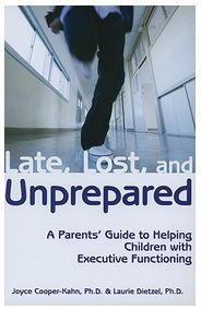 Book Review - Late Lost and Unprepared - reviewed by Rachel Jones, CCC-SLP - pinned by @PediaStaff – Please Visit ht.ly/63sNt for all our pediatric therapy pins