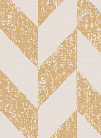 handmade anmutung tapete triangle von arte 99060 wei. Black Bedroom Furniture Sets. Home Design Ideas