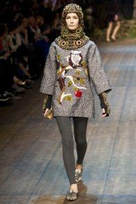 Dolce e Gabbana fall-winter 2014-15 Settimana Della Moda Di Milano b80a5867bf9