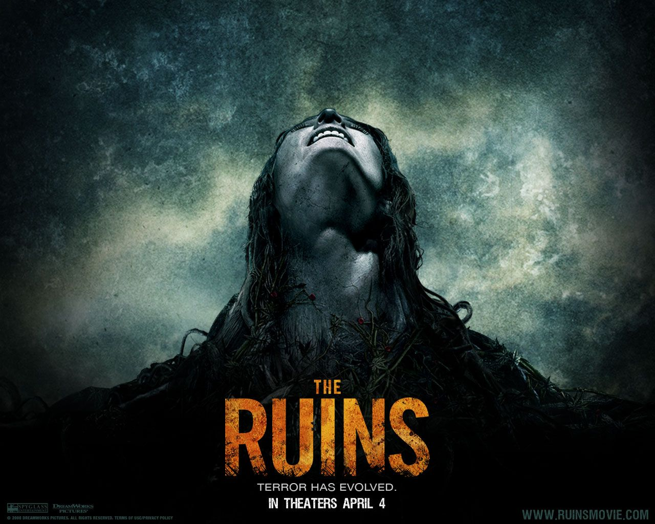 Watch Streaming HD The Ruins, starring Shawn Ashmore, Jena
