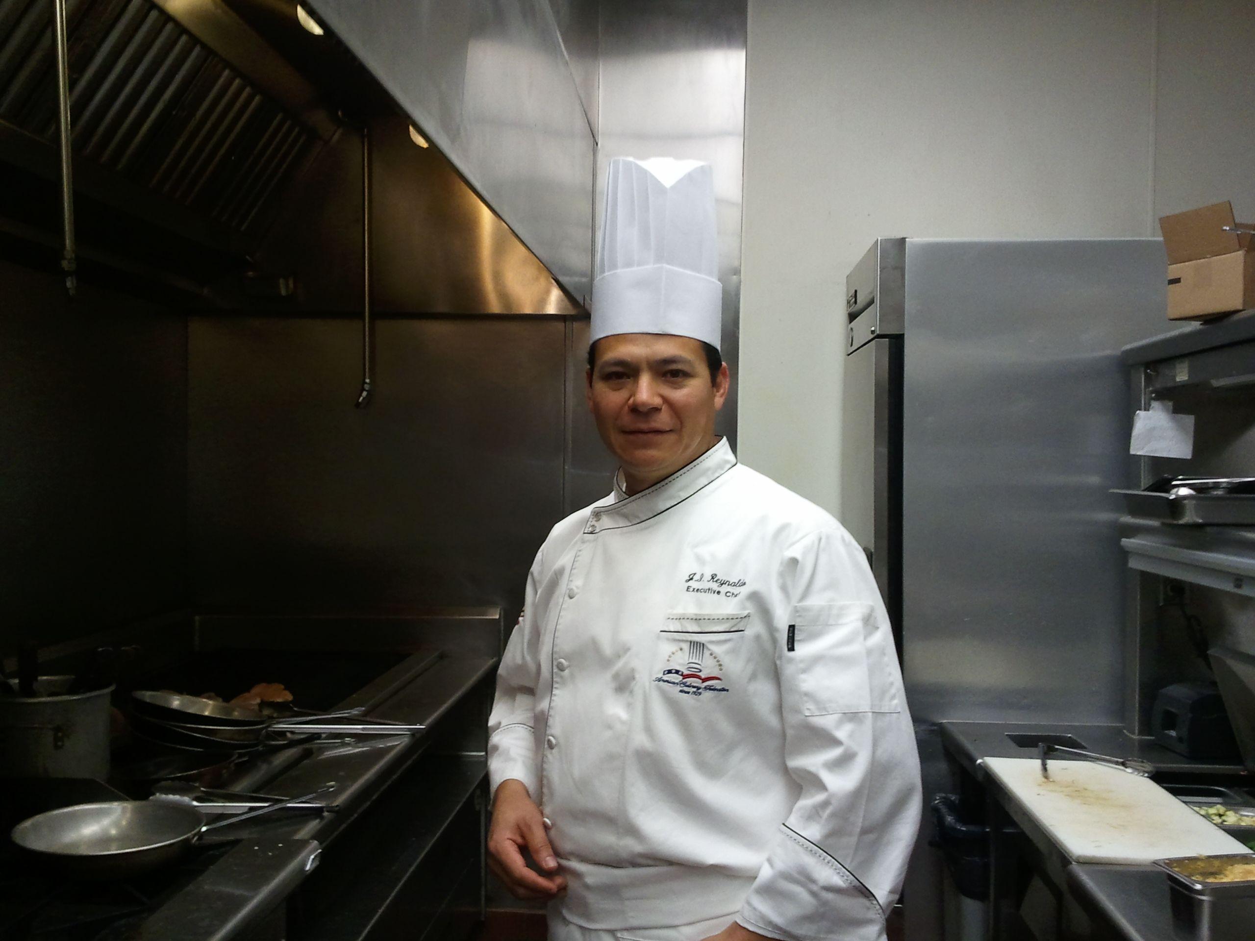 Executive Chef Jose I Reynaldo Chef Reynaldo Is A Proud Member