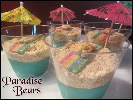Paradise Bears  #GREATKIDSTREAT #SUMMERTIMEFUNTIME #PARTYTIME