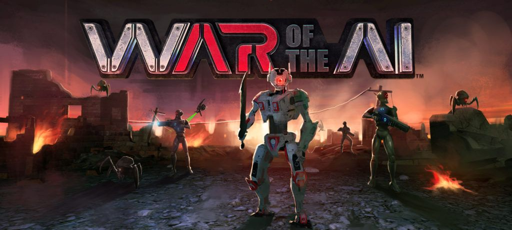WAR of the AI Brings FPS to AR Trailblazing VR launch