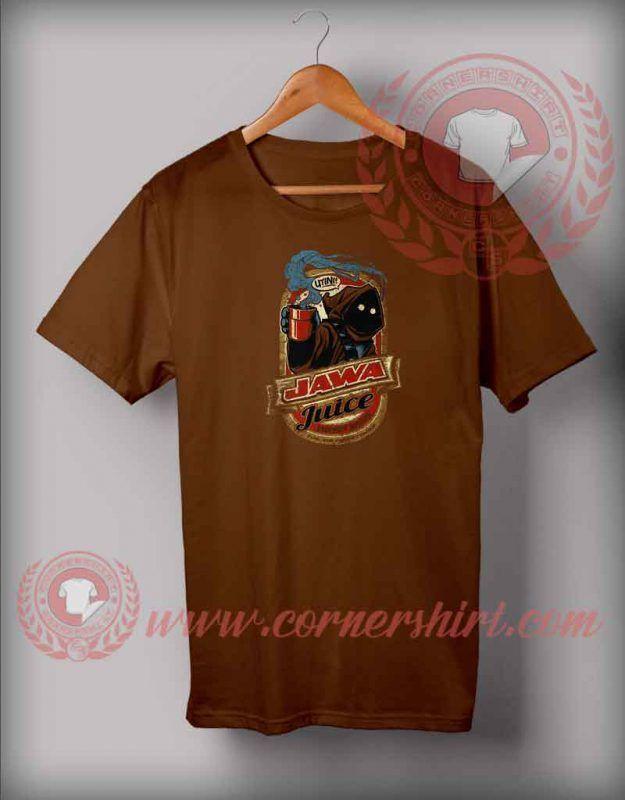 Star Wars Jawa Juice Parody T shirt   Movie T shirts   T shirt