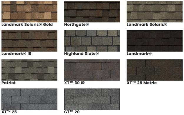 Asphalt Shingles Roofing 3Tab Vs Architectural Shingles Cost