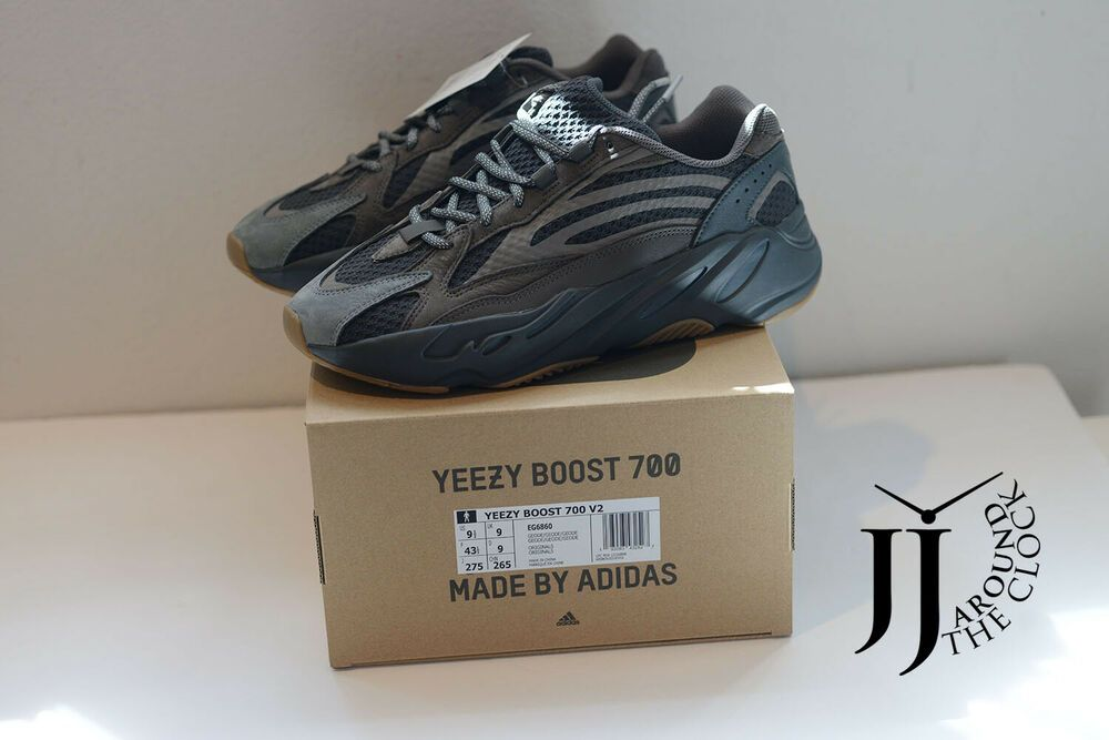c5fbfd20b eBay #Sponsored New Authentic Adidas Yeezy Boost 700 V2 Geode EG6860 9.5 US