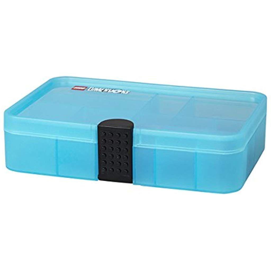Cassapanca Plastica Per Giocattoli.Lego Rcl Gc Bl Dimensions Gaming Capsule Plastica Azzurro 27x18x7 Cm