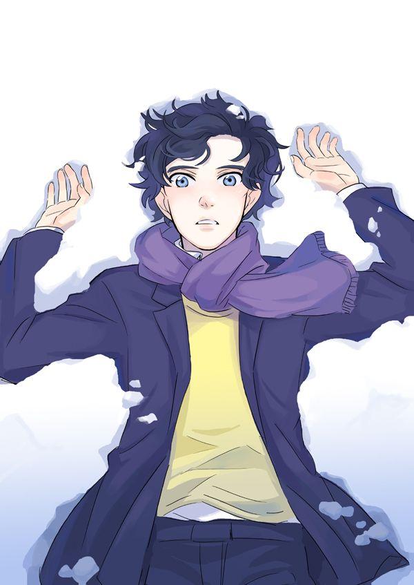 I Love This Twist Too Detective Conan Detective Sherlock Holmes