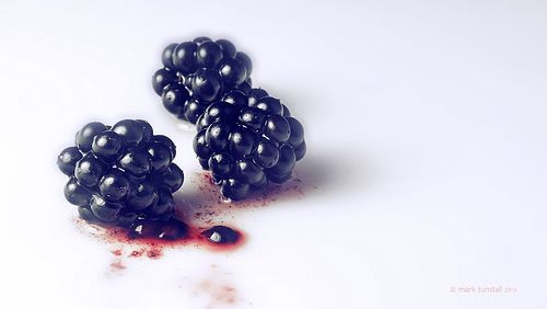 ...the blackberry murders!