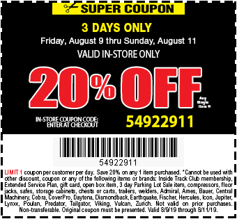 Harbor Freight Tools – Quality Tools at Discount Prices ...