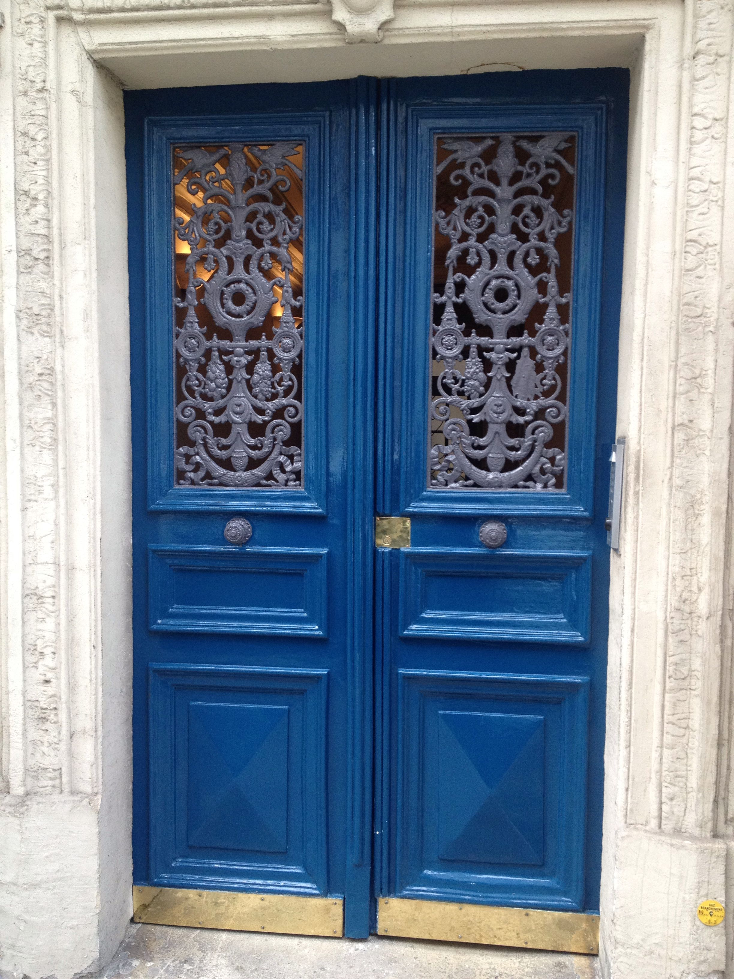 Tunisia blue