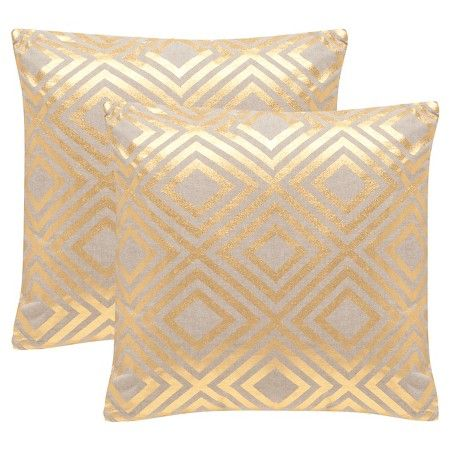 Chole Pillow - Set of 2 - Safavieh : Target