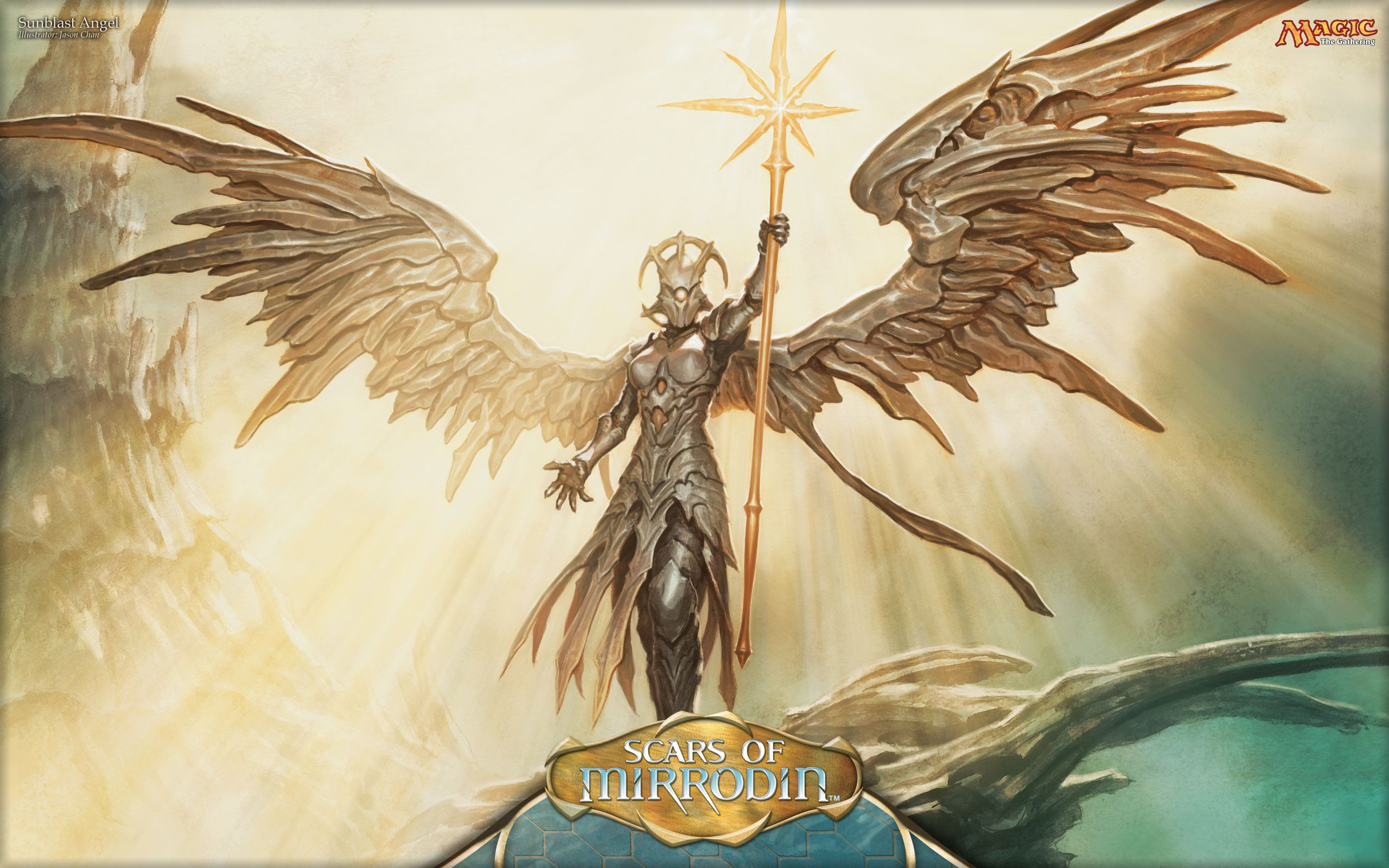 magic the gathering angel Поиск в Google Angel