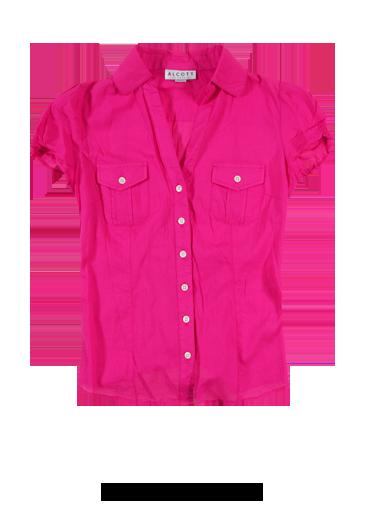 alcott pink shirt for woman www.alcott.eu