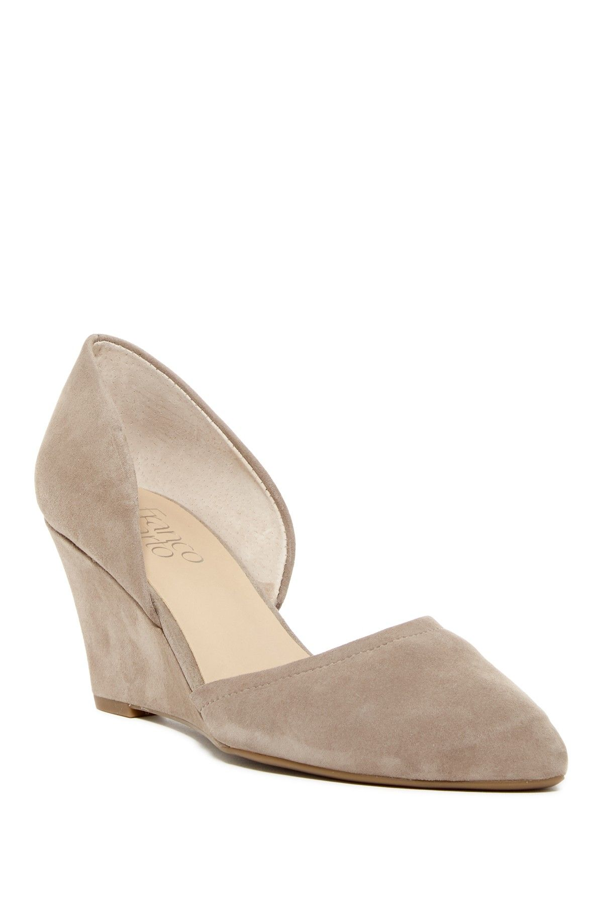 b52186f5c Fenway Wedge Pump - by Franco Sarto on @nordstrom_rack $49.97 - super  comfortable Shoes Heels