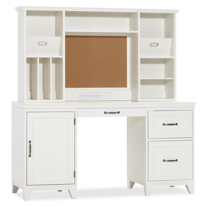 Hampton Smart Storage Desk (With Images)