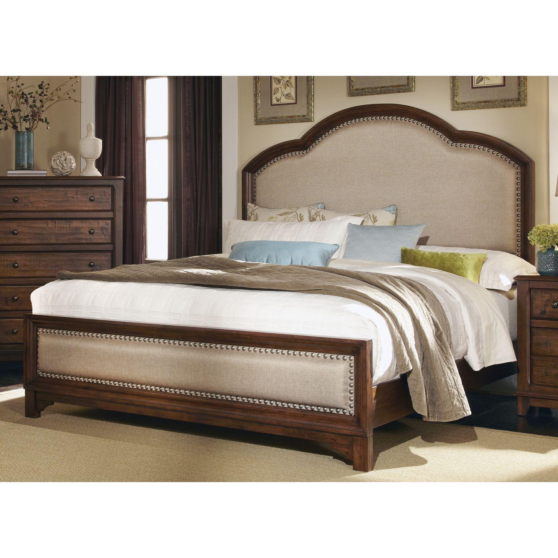 Wildon Home ® Panel Bed & Reviews Wayfair King