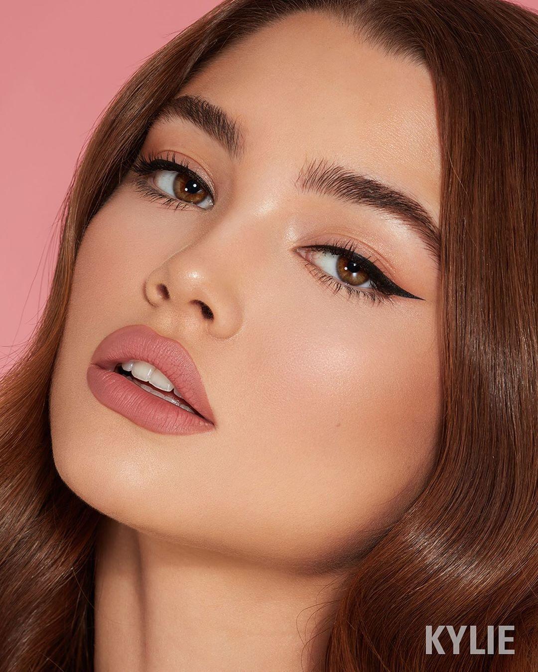 Kylie Cosmetics -   16 makeup Sencillo brown eyes ideas