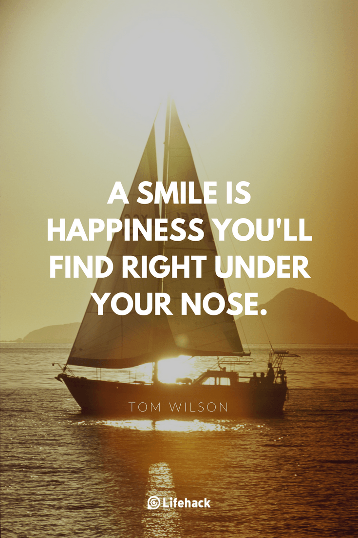 Smile Quote Simple 25 Smile Quotes That Remind You Of The Value Of Smiling  Smiling . Inspiration