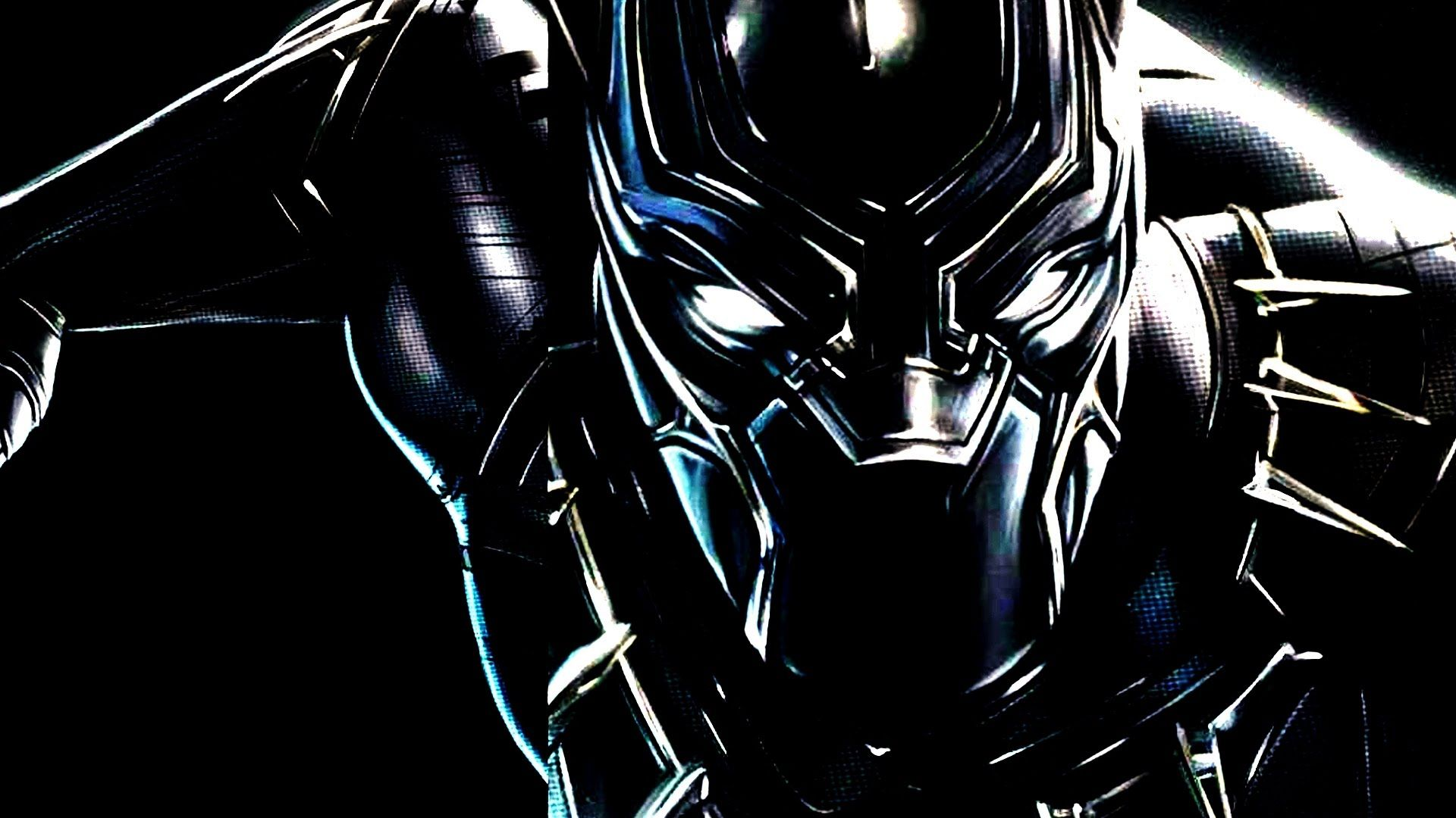 Black Panther HD Wallpapers Backgrounds Wallpaper × HD