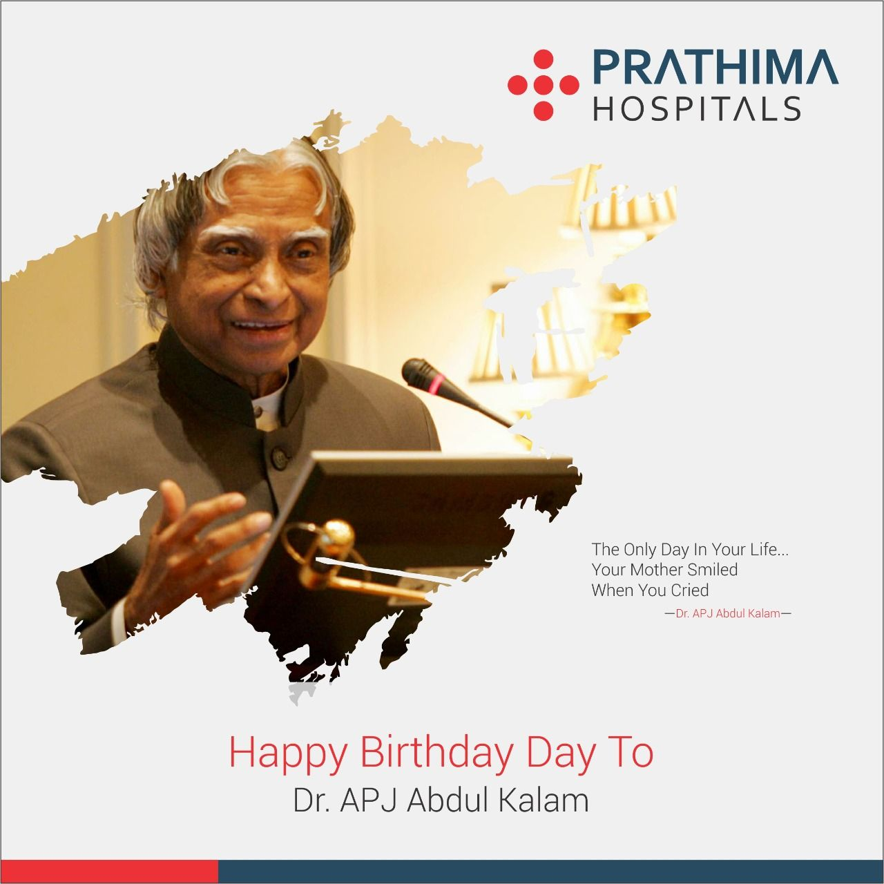 prathimahospitals Happy Birthday to the Missile Man of