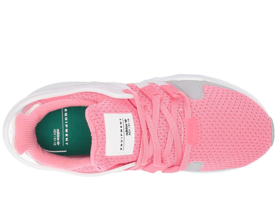wholesale dealer 52d53 ad245 adidas Originals Kids EQT Support ADV C (Little Kid) Girls Shoes PinkWhite