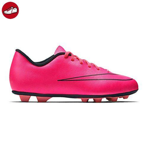 Nike JR Mercurial Vortex II FG-R Kinder Fussballschuhe hyper pink-hyper  pink-