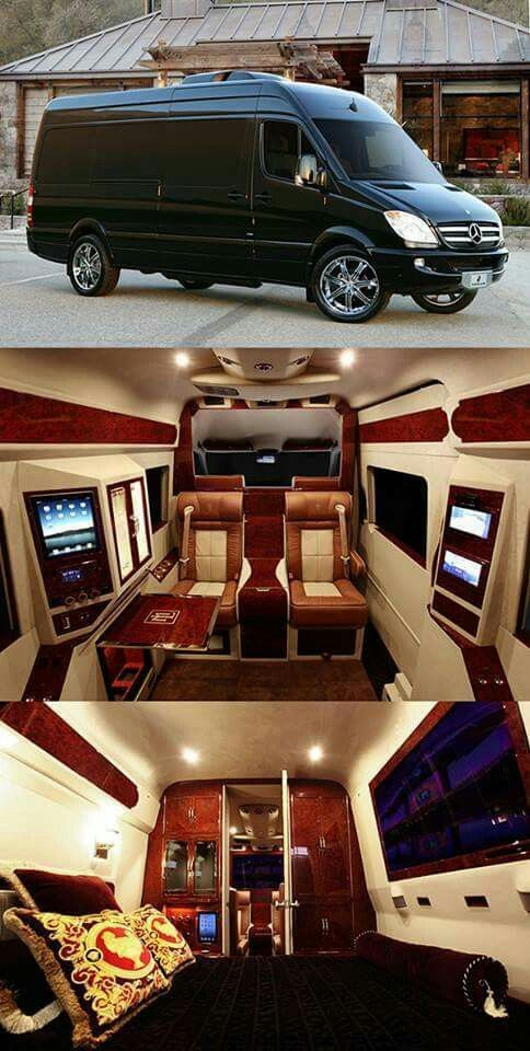 Image By Melanin Obia On In Vent Sure Benz Sprinter Mercedes