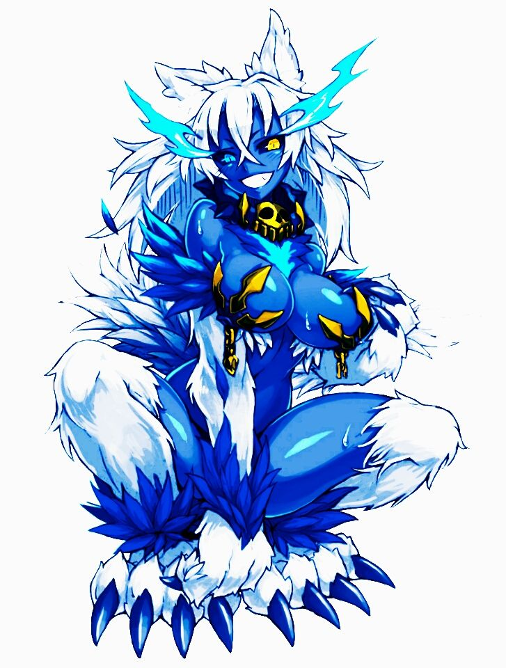 Pin by Outer City on Monster Girl encyclopedia Furry art