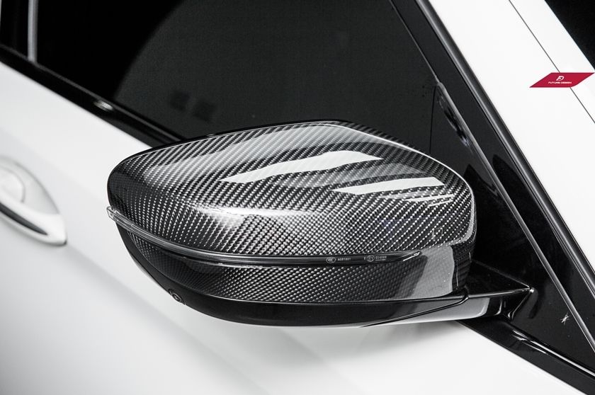 BMW G305Series StickOn Carbon Fiber Covers (Pair