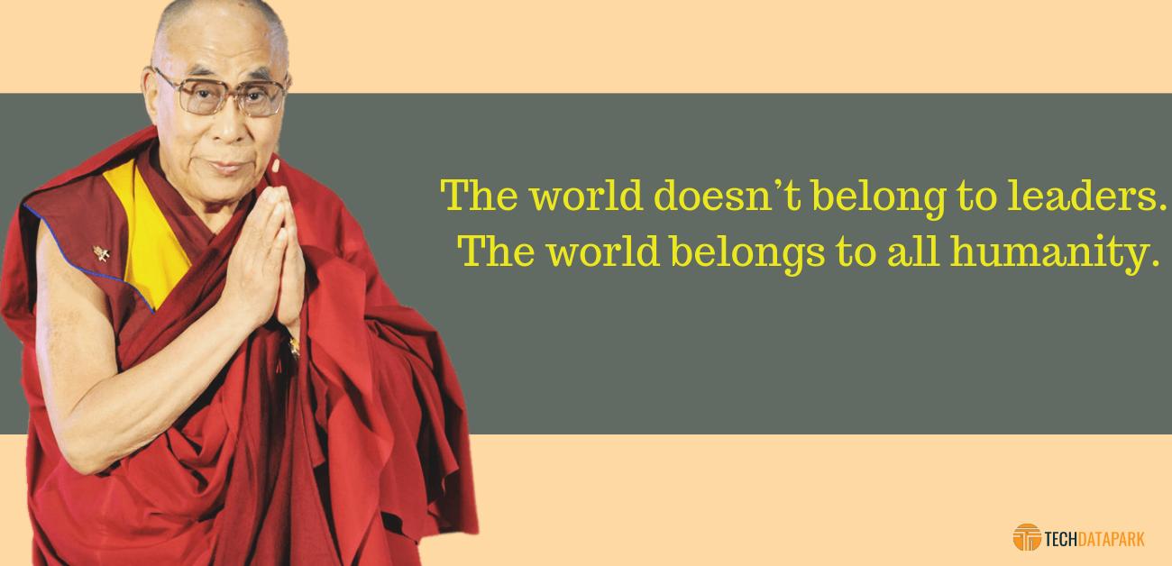 Dalai Lama Good Morning Quotes