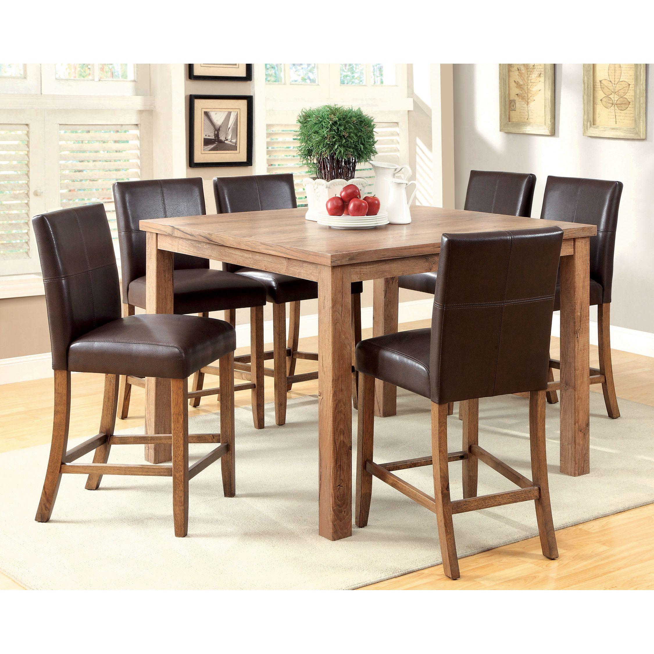 Hokku Designs Corzovan Counter Height Dining Table