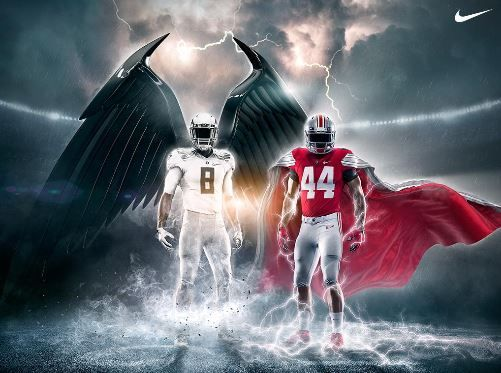 Nike Reveals College Football Playoff National Championship Uniforms for  Oregon and Ohio State 447653636