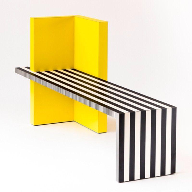 Neo Laminati Bench No. 84 Kelly Behun, 2013