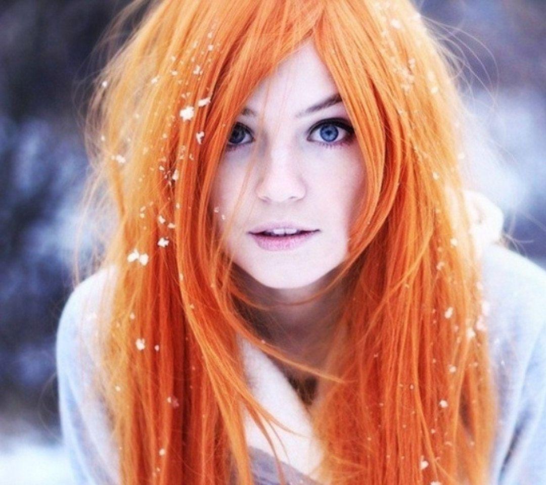 Orange Hair Color Spray Gallery Hair Coloring Ombre