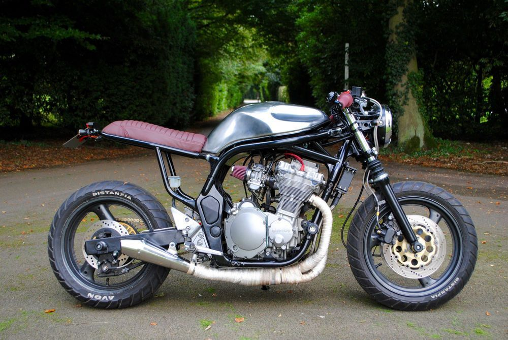 Suzuki Bandit 600 Cafe Racer In Cars Motorcycles Vehicles Motorcycles Scooters Suzuki Ebay Motorcyclesa Suzuki Cafe Racer Suzuki Bandit Cafe Racer Moto