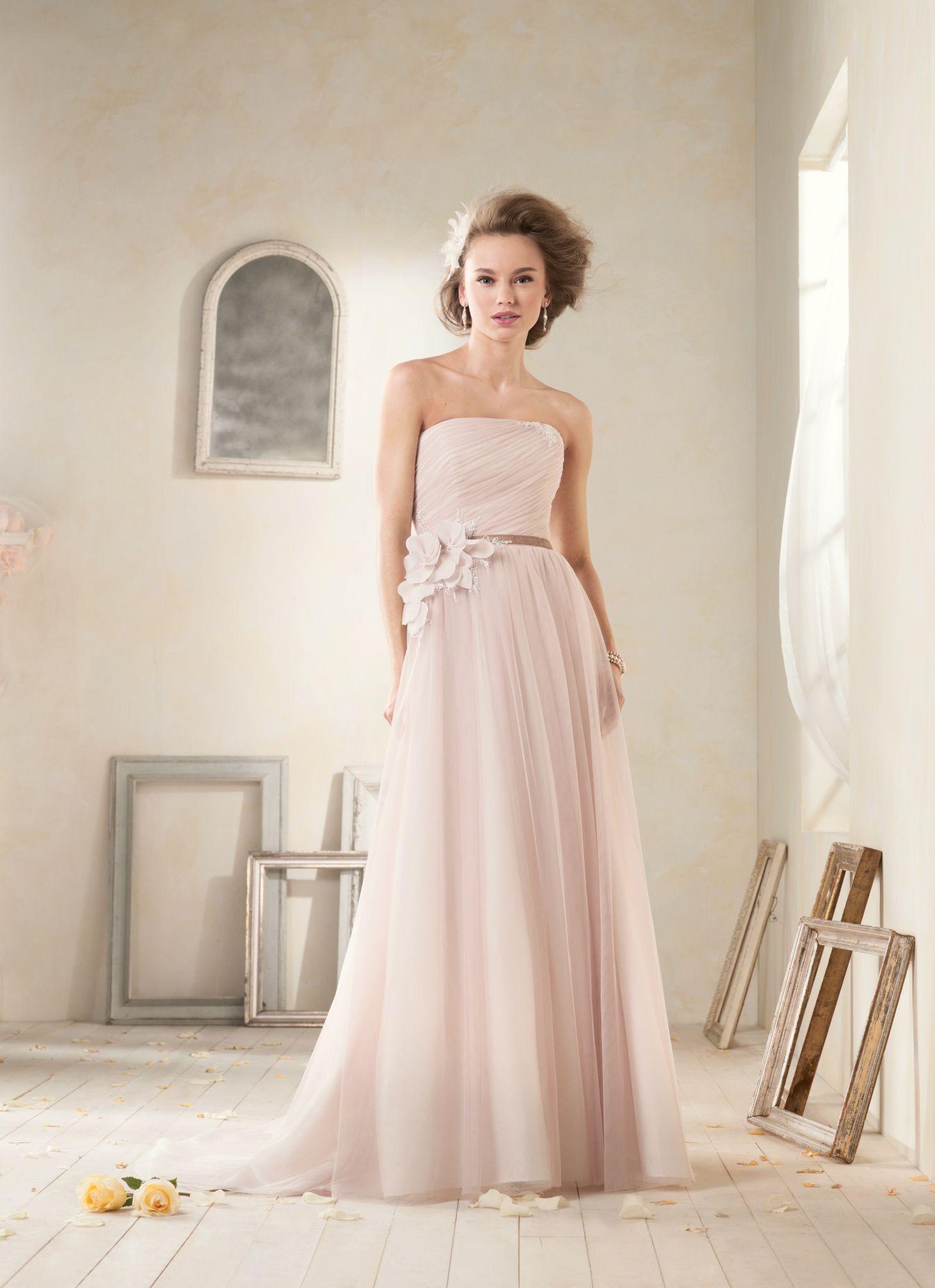 Alfred Angelo Spring 2014 MV (8527) pink? | Dream Wedding ...