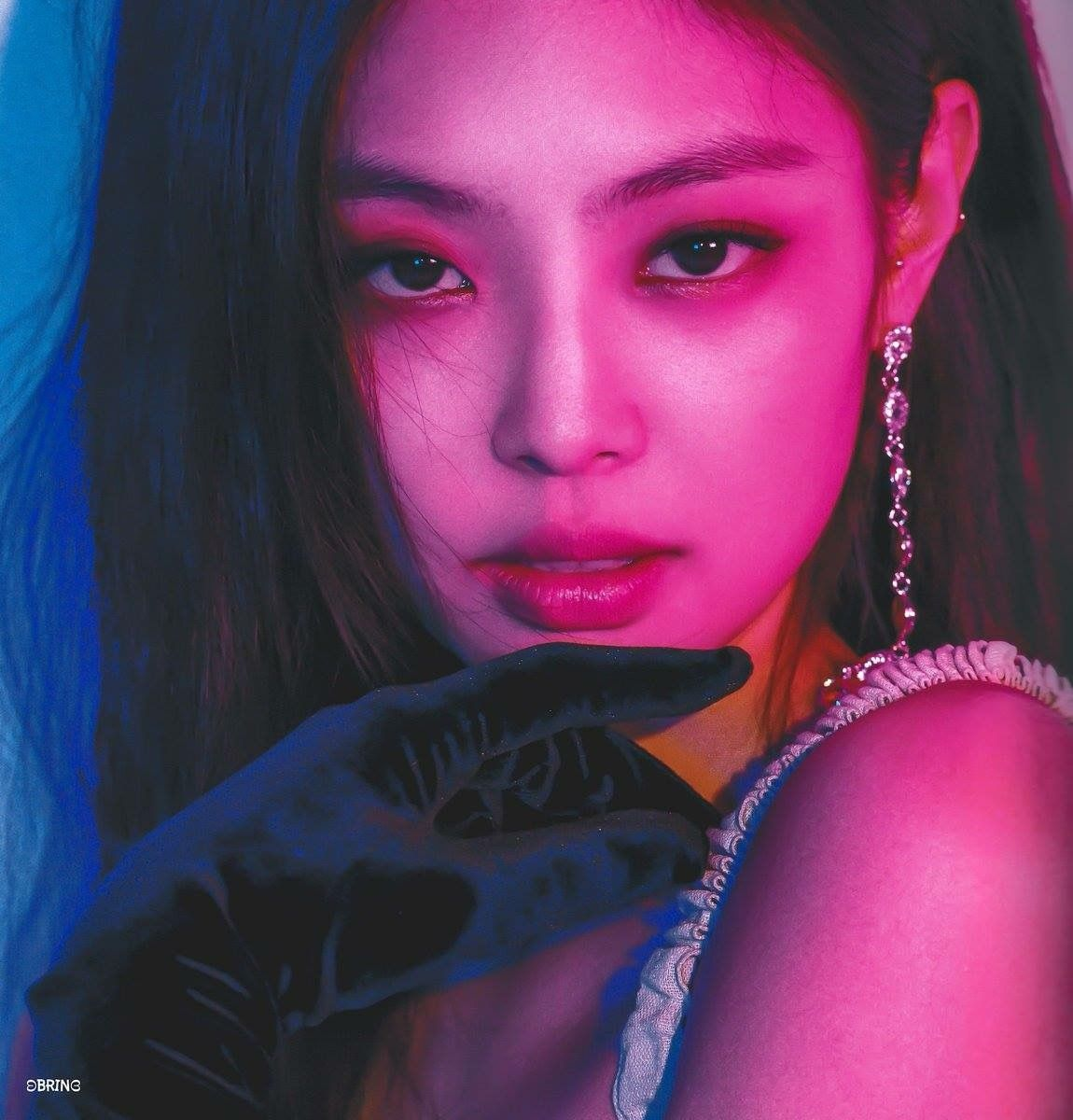 HQ SCAN] BLACKPINK IN YOUR AREA JAPANESE ALBUM BOOKLET Jennie Ver