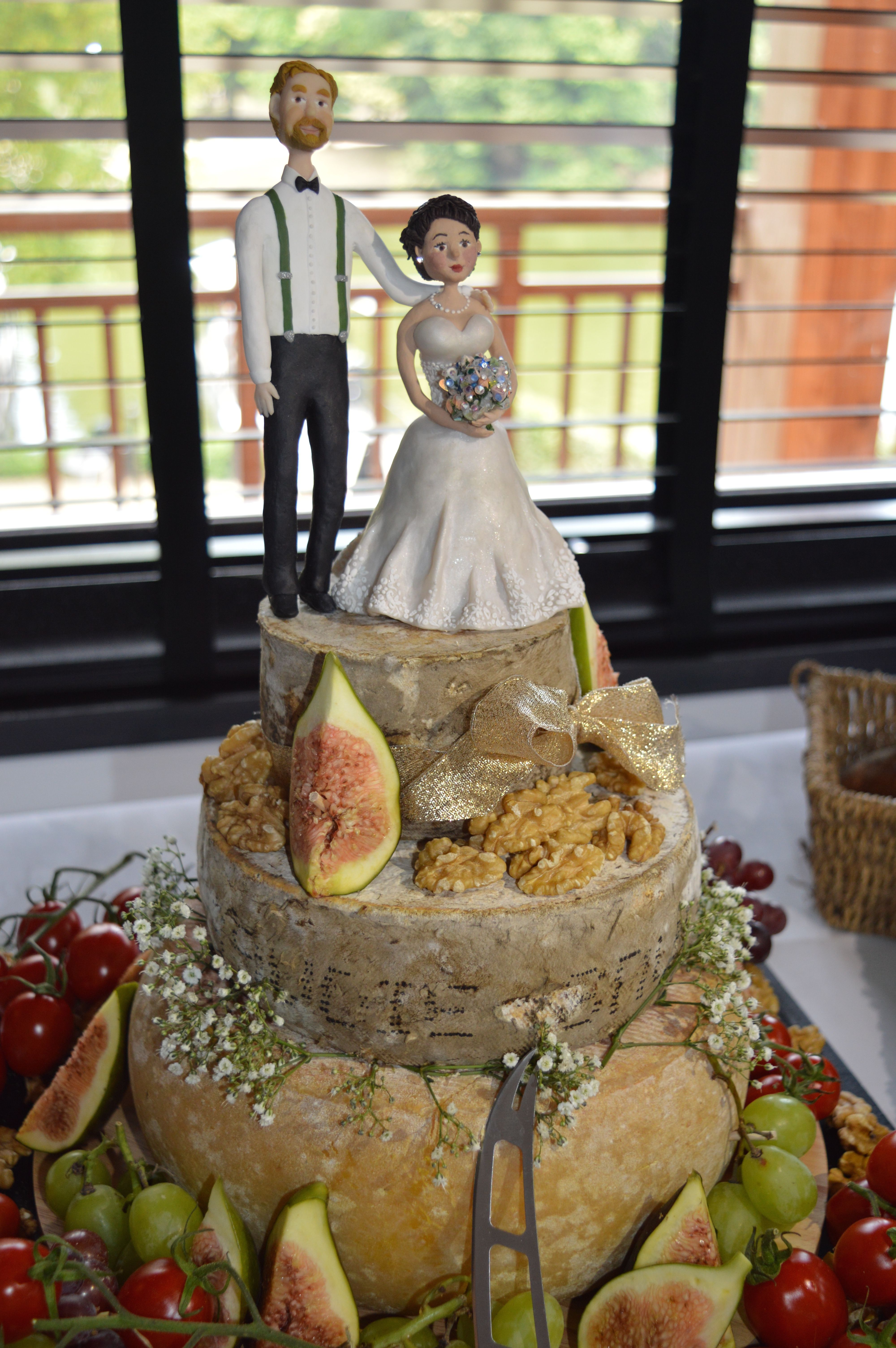 Cheese Wheel Wedding Cake From A Recent Norfolk Caterers Oystercatchercatering