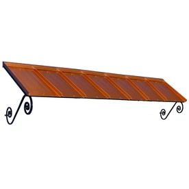 Americana Building Products 10 Ft 6 In Wide X 3 Ft