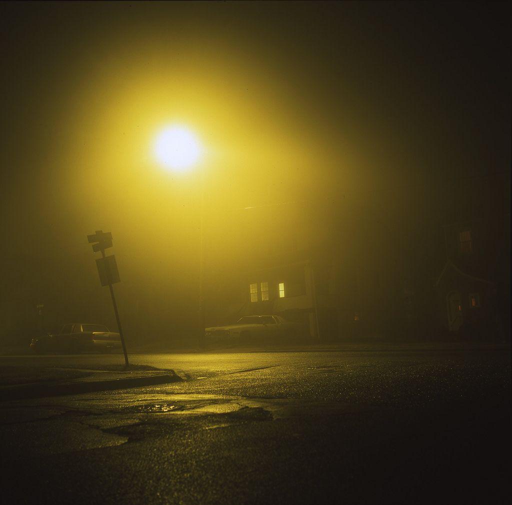 Untitled City Aesthetic Night Aesthetic Silent Hill Art