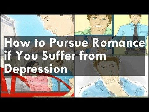 How to Pursue Romance if You Suffer from Depression -   WATCH VIDEO HERE -> http://bestdepression.solutions/how-to-pursue-romance-if-you-suffer-from-depression/      *** online dating causes depression ***  How to Pursue Romance if You Suffer from Depression 00:00:40 Part 1 Going on Dates and Enjoying the Search 00:00:48 1 – Make new friends 00:01:41 2 – Try online dating 00:02:34 3 – Stay active 00:03:24 4 – Do things you...