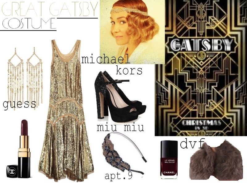 great gatsby halloween costume | Holly\'s 30th Inspiration ...