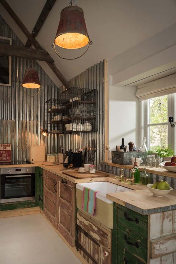 55 Most cool kitchen designs on 1 Kindesign for 2015 #polebarns