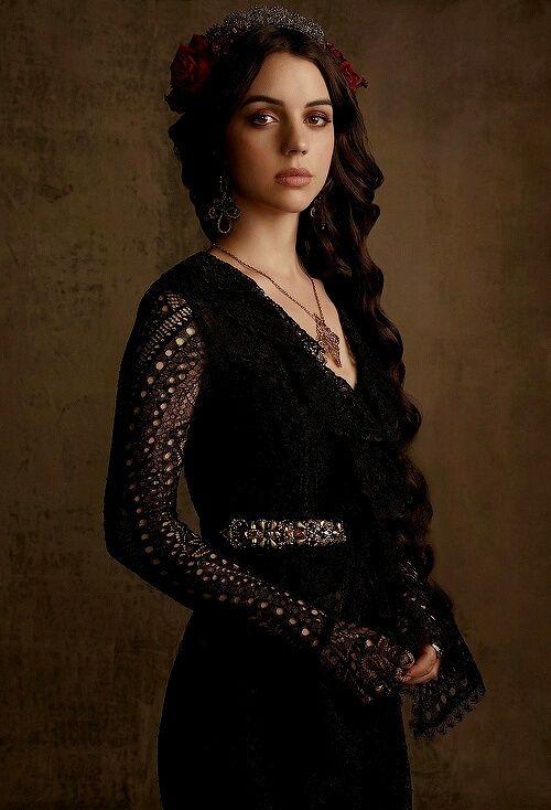 Kartinka S Tegom Reign Adelaide Kane And Queen Reign Dresses Reign Fashion Adelaide Kane