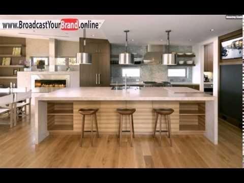 30 tolle Wohnideen fu00fcr Ku00fcche Glasru00fcckwand Minimalist - küchen mit granit arbeitsplatten