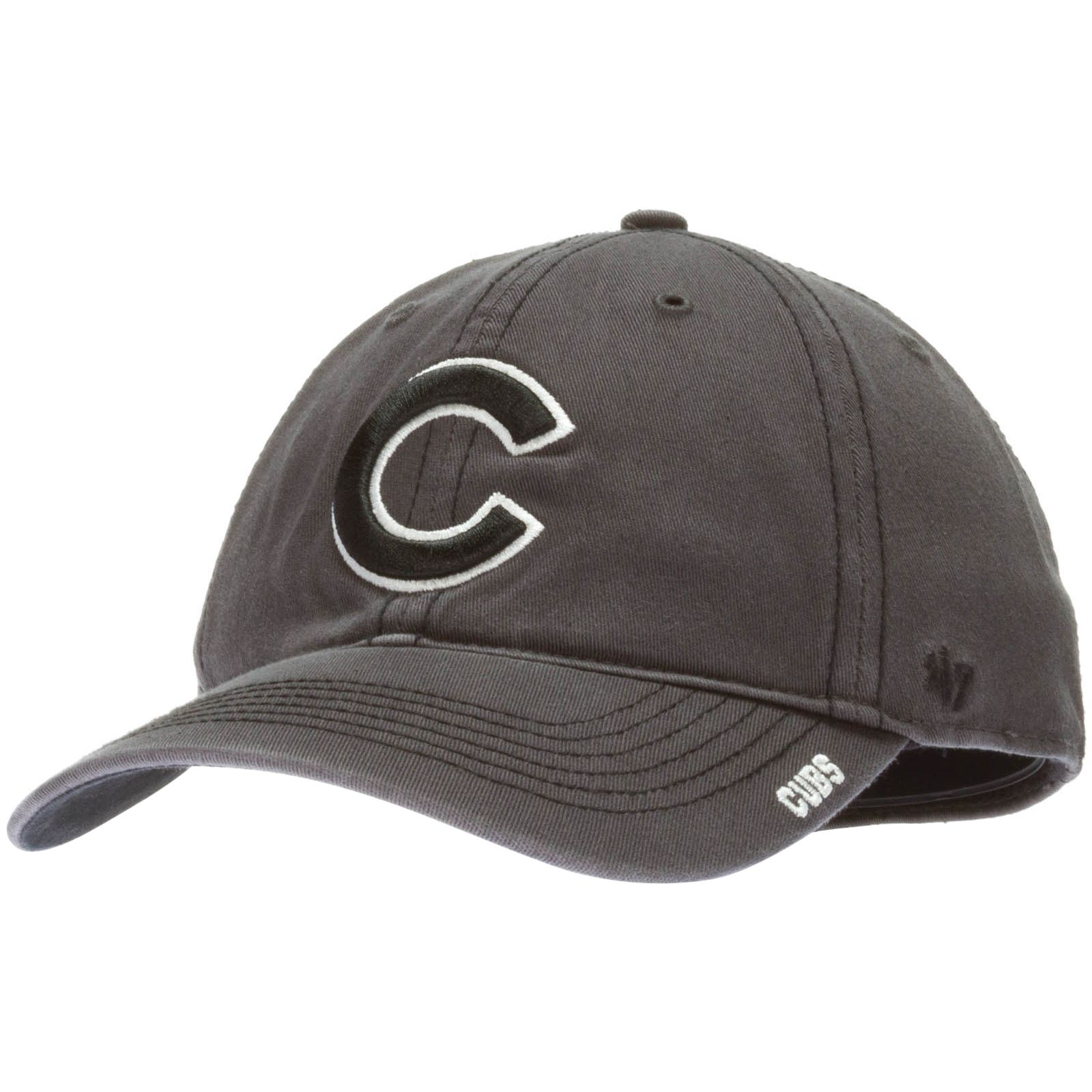 new york 02fd5 d780f Chicago Cubs Nightfall Dark Charcoal