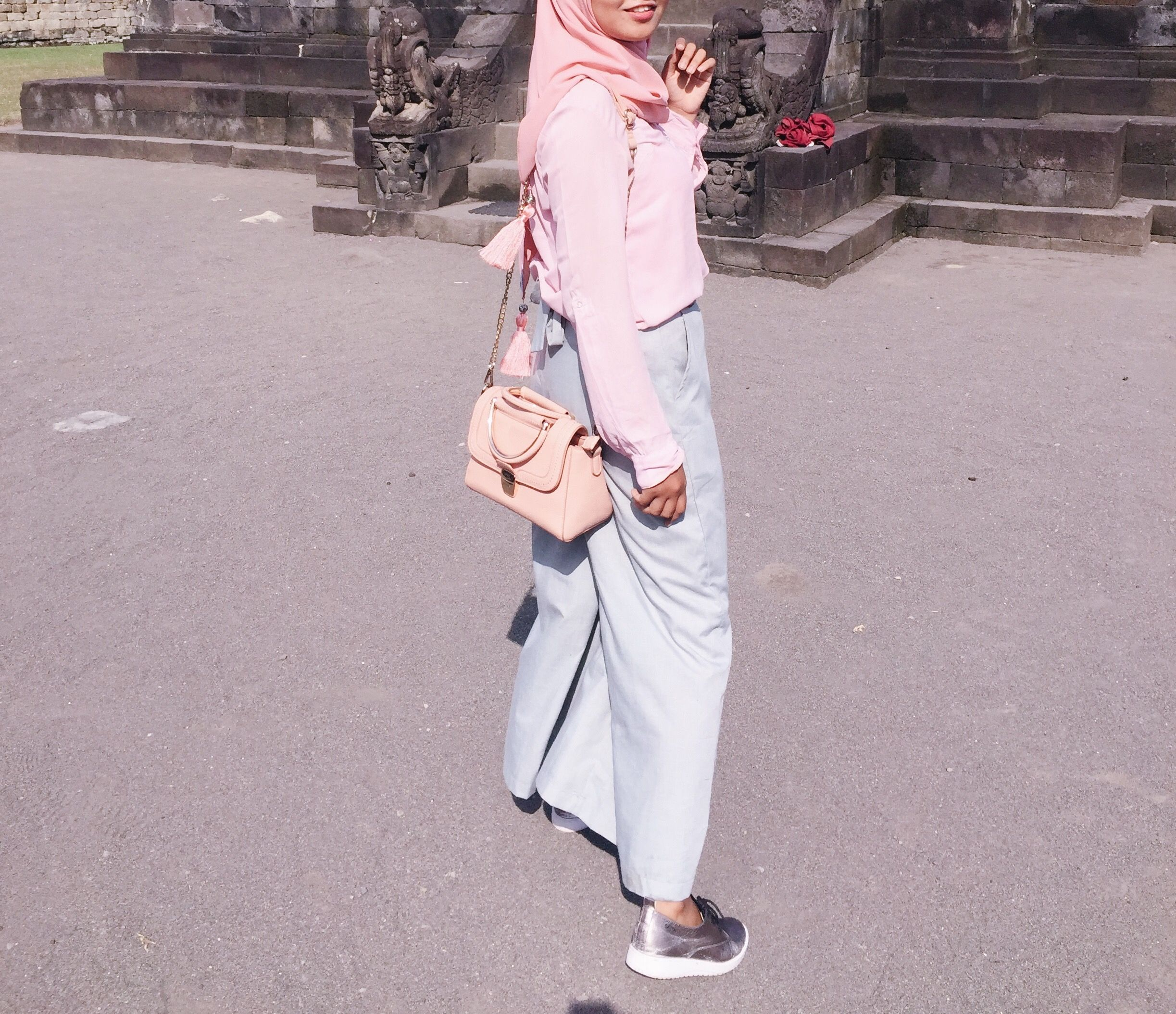 hijab ootd